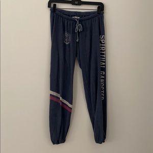 Spiritual Gangster Pants & Jumpsuits - Spiritual Gangster varsity Sweats